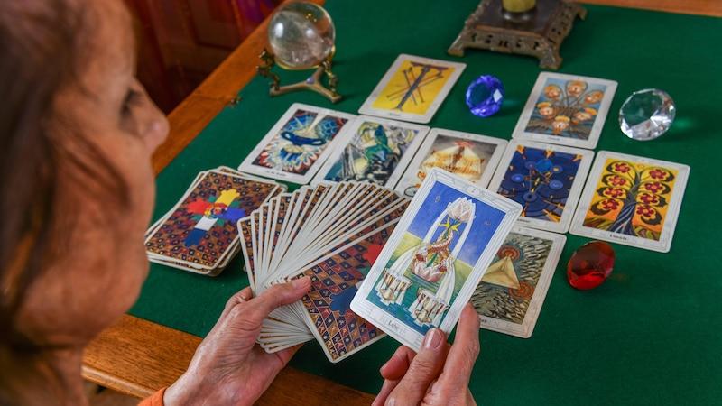 Der Stern: Die Bedeutung der Tarotkarte