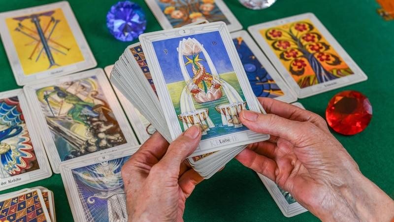 Der Tod: Die Bedeutung der Tarotkarte