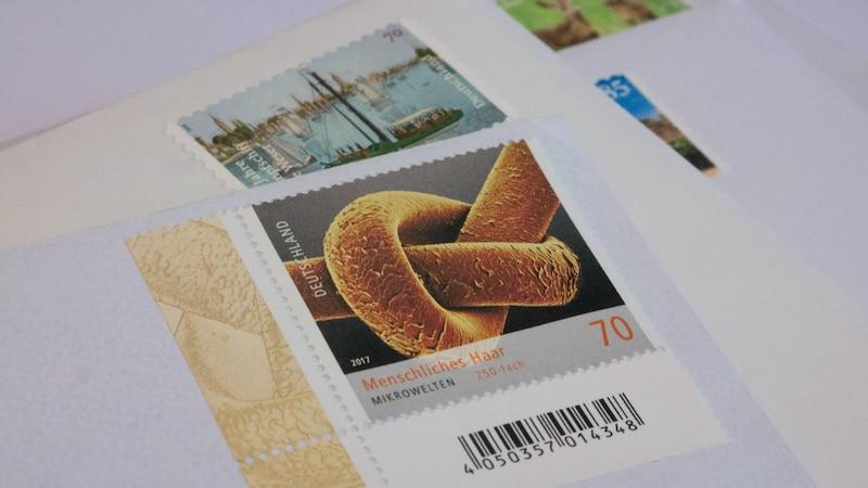Porto für einen DIN A4 Umschlag: So viel muss drauf
