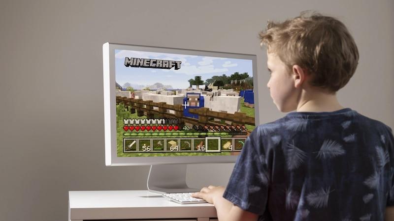 Minecraft kostenlos spielen - das freut die Familienkasse