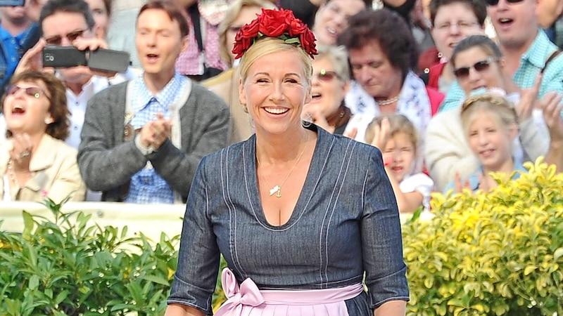 Andrea Kiewel: Das ist Kiwi aus dem ZDF-Fernsehgarten
