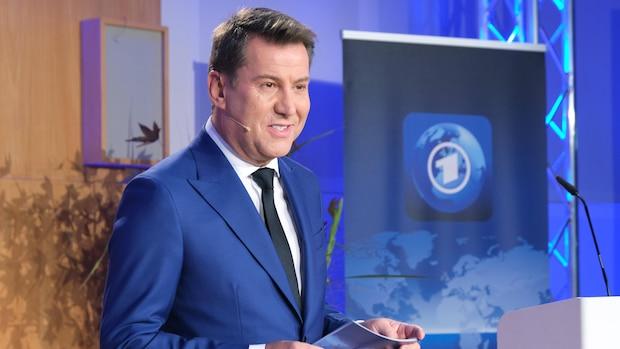 ARD-Moderator Jens Riewa ist ein Aushängeschild der Tagesschau.