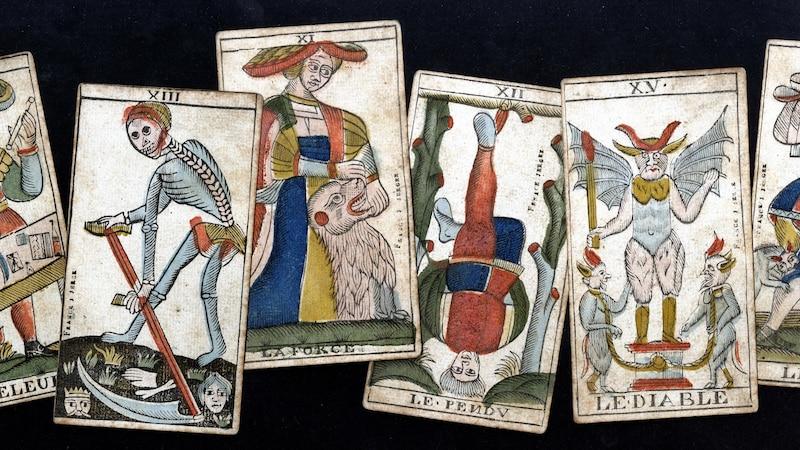 Der Ritter der Stäbe: Die Bedeutung der Tarotkarte