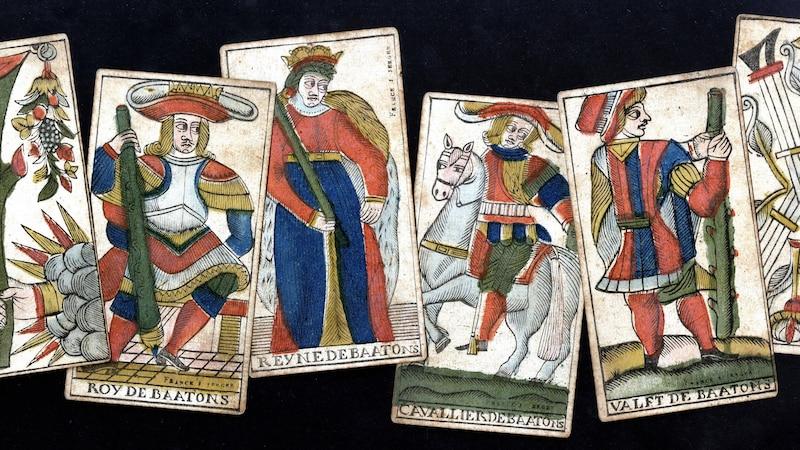 Der Bube der Stäbe: Die Bedeutung der Tarotkarte