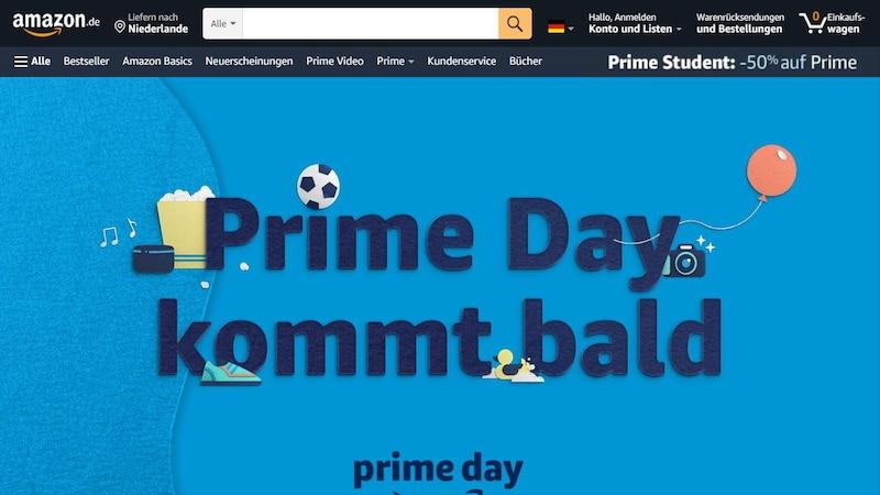 Der Amazon Prime Day 2021 wird im Juni stattfinden.