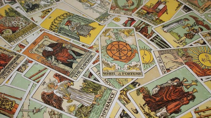 Der Turm: Die Bedeutung der Tarotkarte
