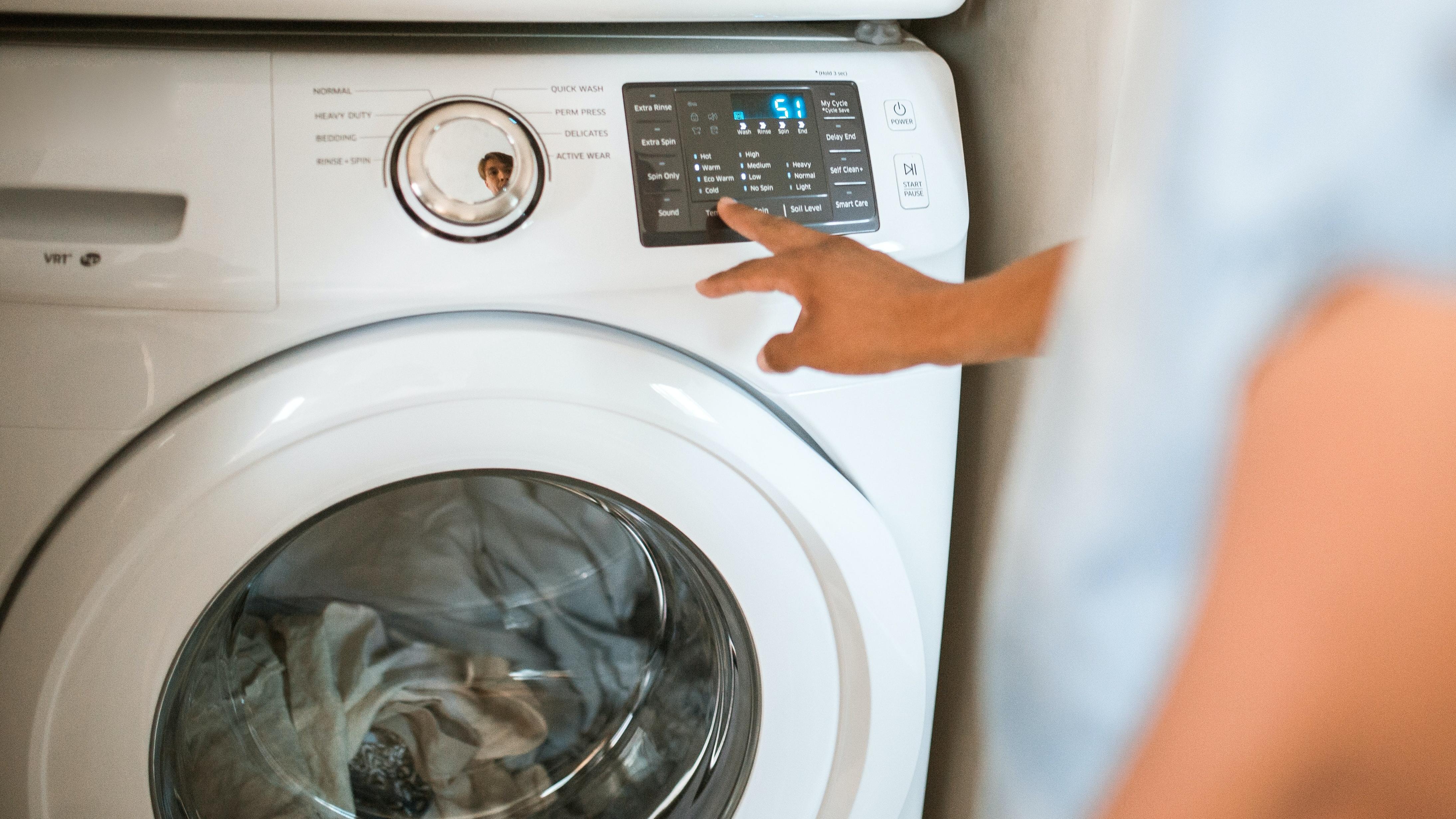 Eco-Programm der Waschmaschine: Was Sie darüber wissen sollten