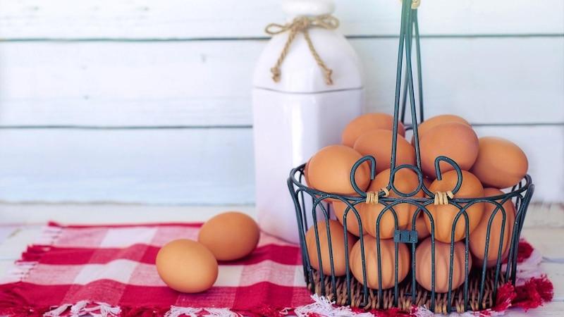 Abgelaufene Eier: Bis dahin können Sie sie noch essen