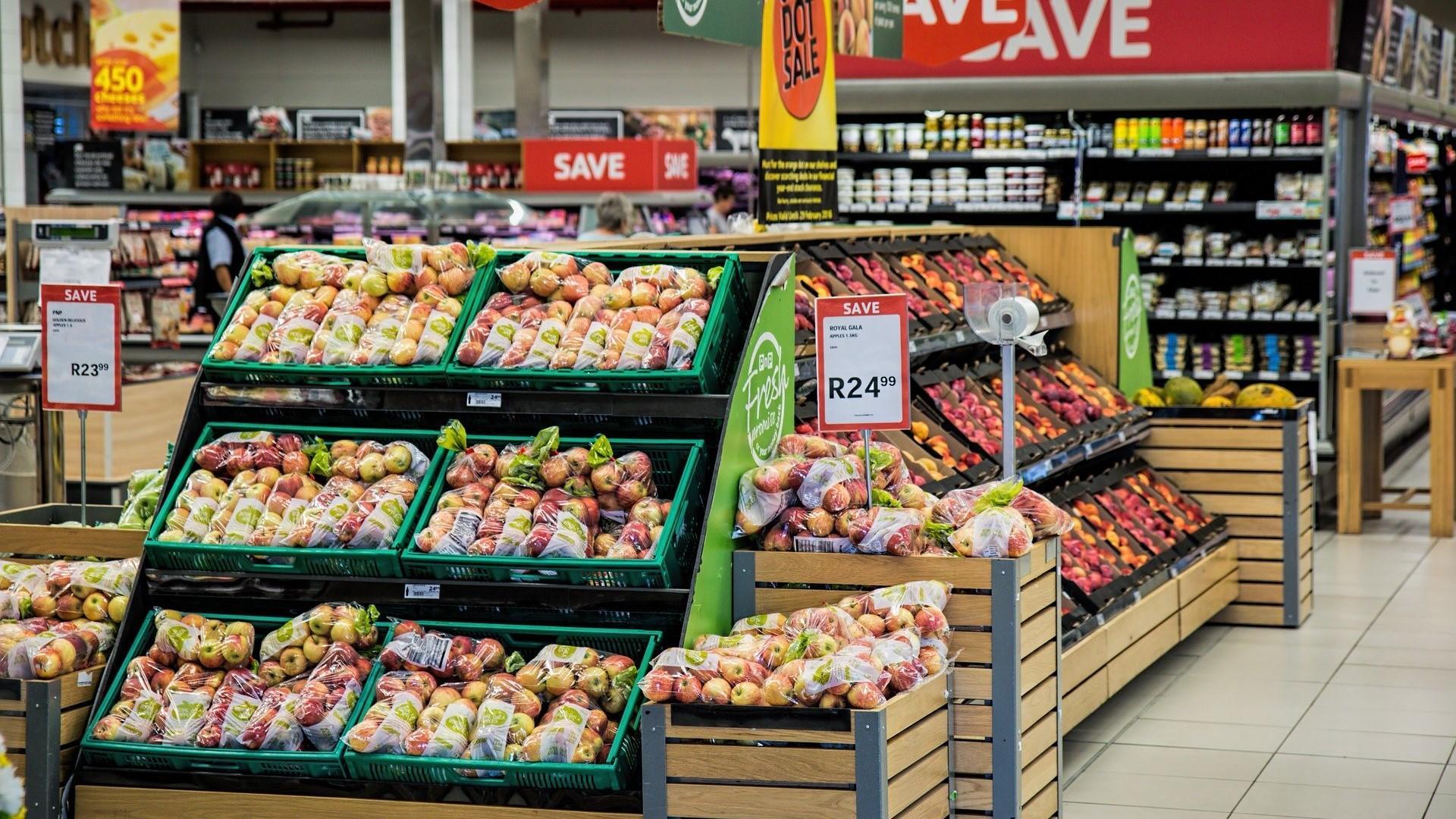 Ernährung umstellen – eine Einkaufsliste hilft