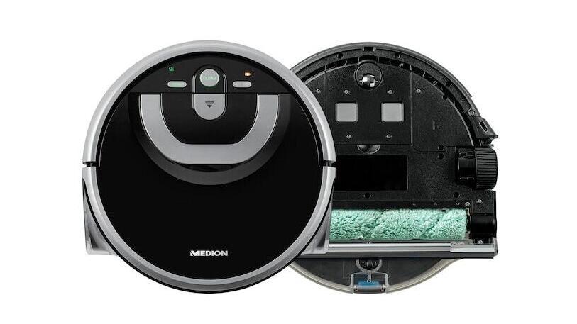 Günstiges Zubehör für Medion Saugroboter und Wischroboter kaufen Sie am Besten auf Amazon.