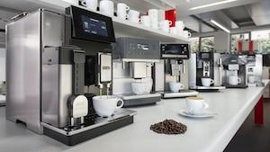 Das CHIP-Testcenter hat sich eine Reihe von Kaffeevollautomaten genau angesehen.