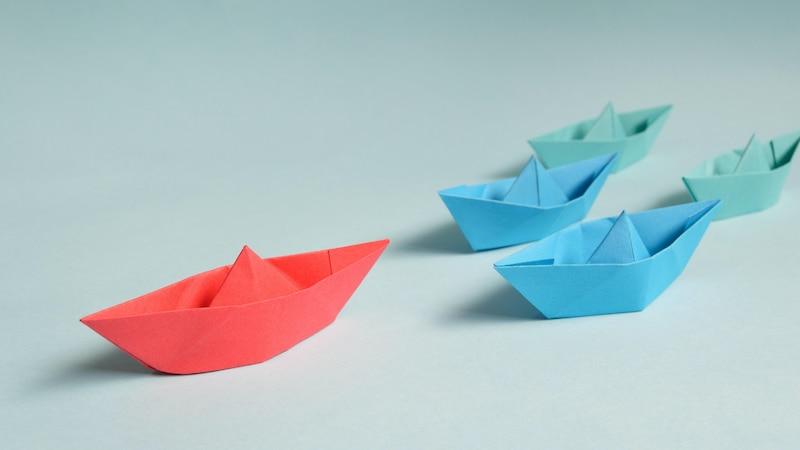 Schiffe basteln mit Kindern: 3 kreative Ideen