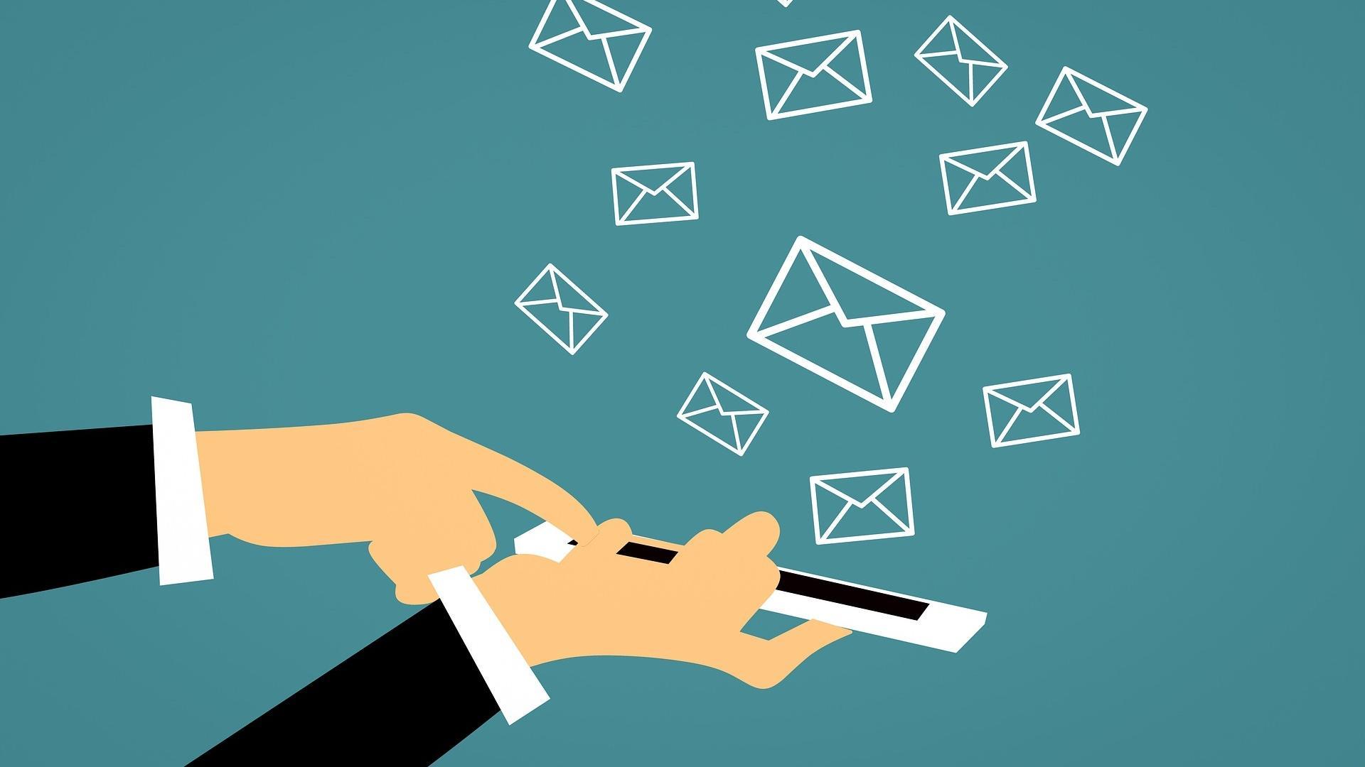 Smishing, oder auch SMS Phishing, ist oft als Paktzusteller getarnt.