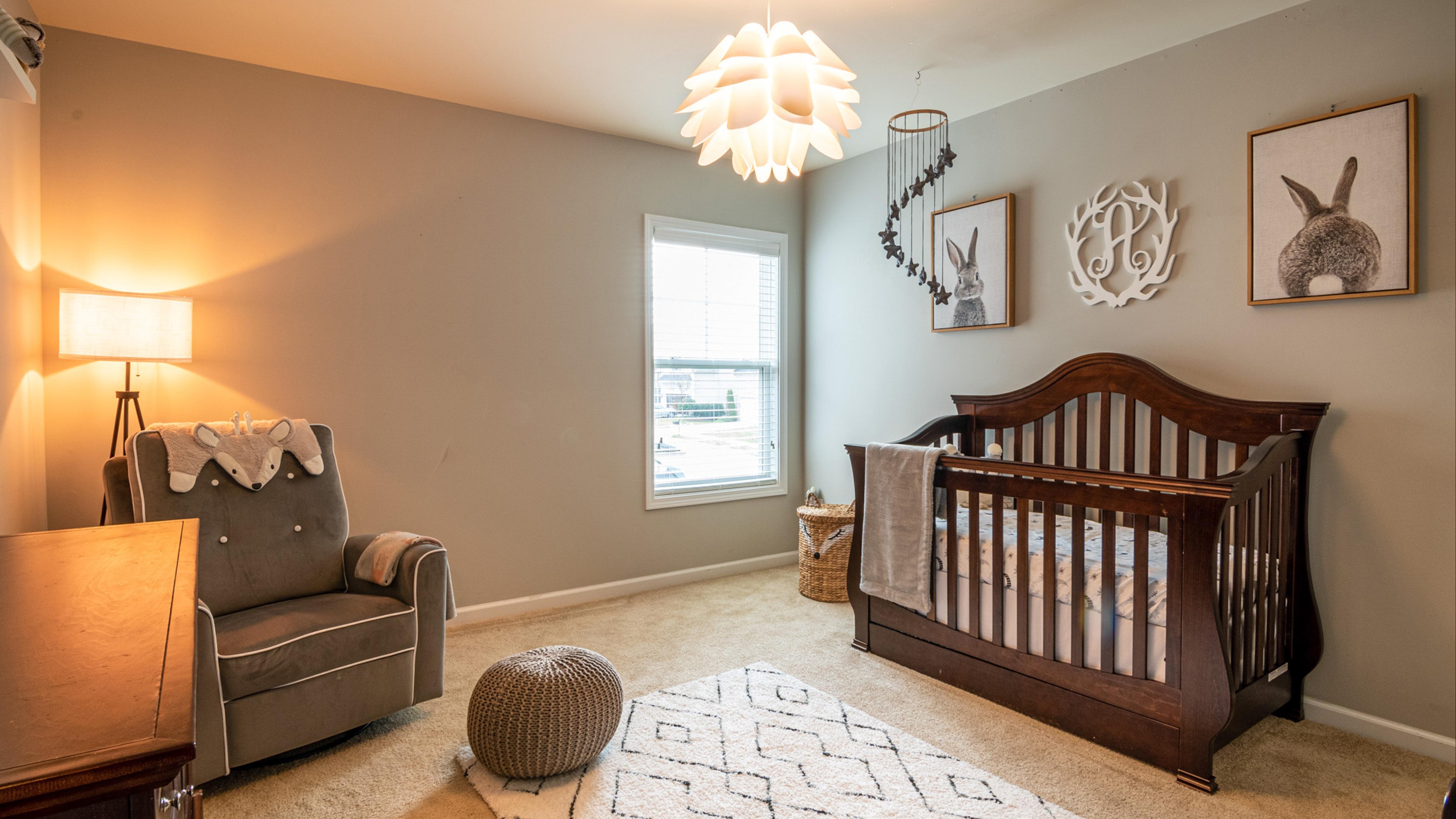 Babyzimmer passend einrichten