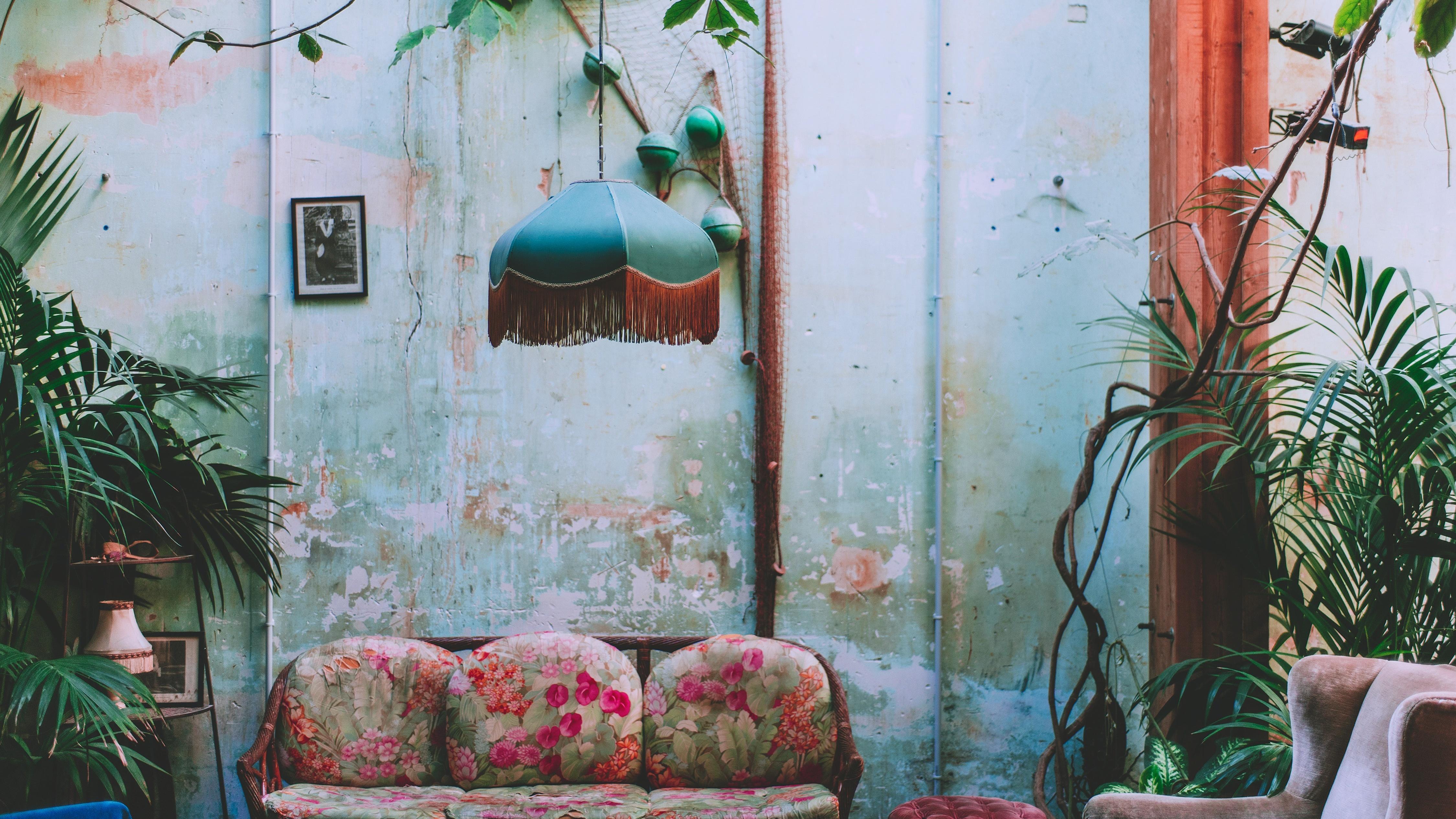 Mit der Urban Jungle Einrichtung holen Sie sich die Natur direkt ins eigene Zuhause.
