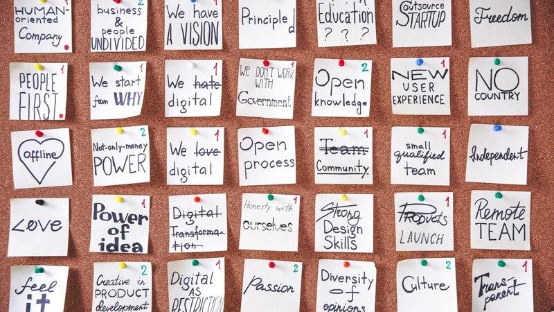 Pinnwand selber machen: Mit und ohne Kork - 3 kreative DIY-Ideen