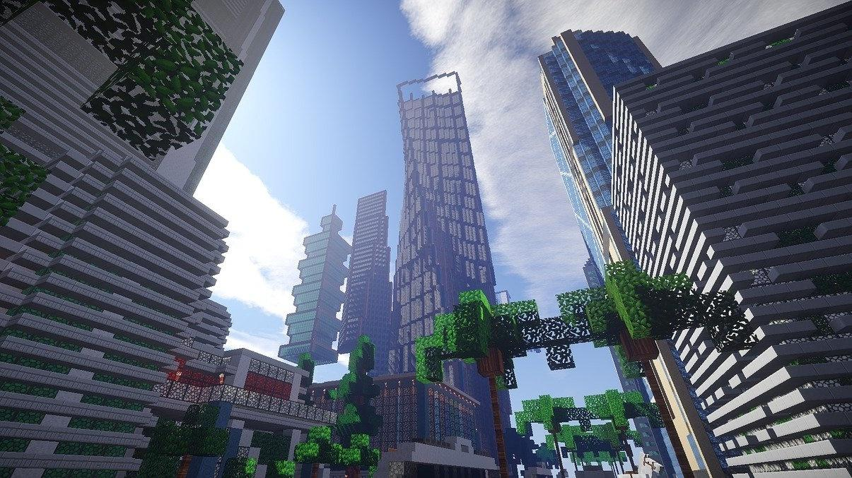 Die Demo Version in Minecraft ist für 100 Minuten kostenlos spielbar.