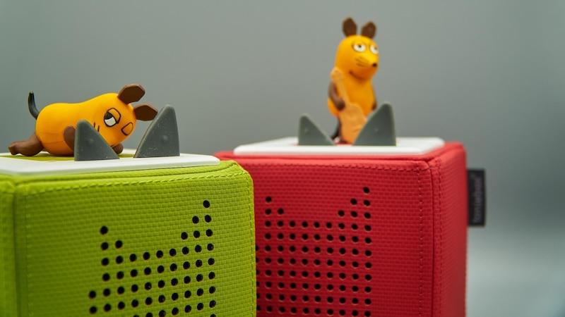 Toniebox oder Tigerbox: Ein Vergleich der beiden Audiosysteme