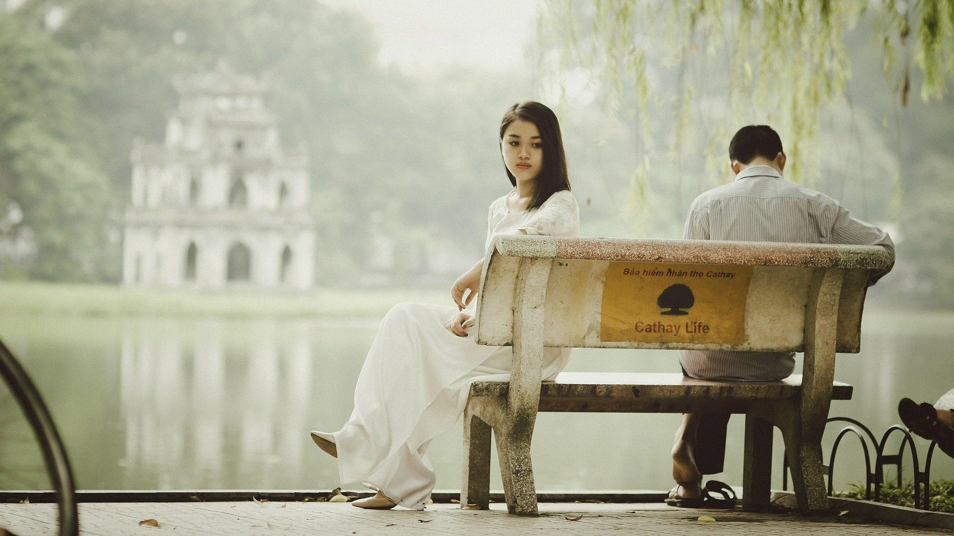 Die Beziehung zu beenden ist für viele Paar sehr schwer.