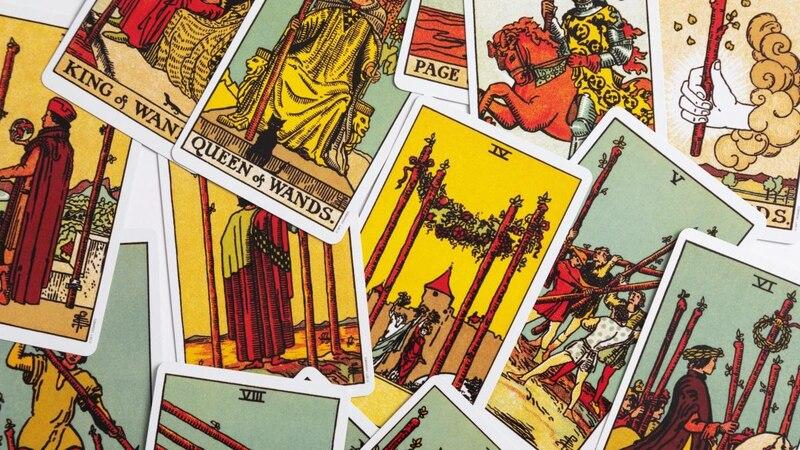 Die Kraft: Die Bedeutung der Tarotkarte