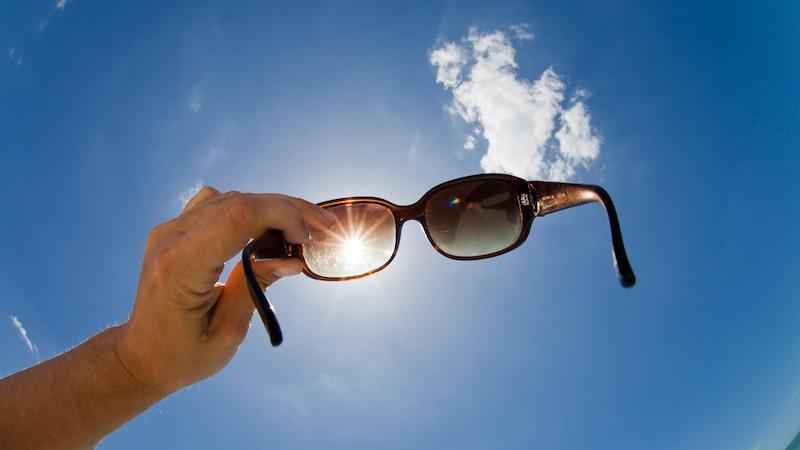 UV-Licht: Wird man durch Glas braun?