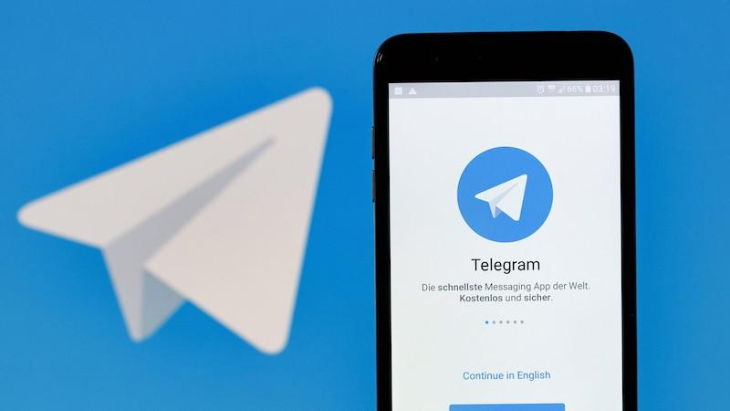 Telegram: Gruppenanruf starten - so geht's