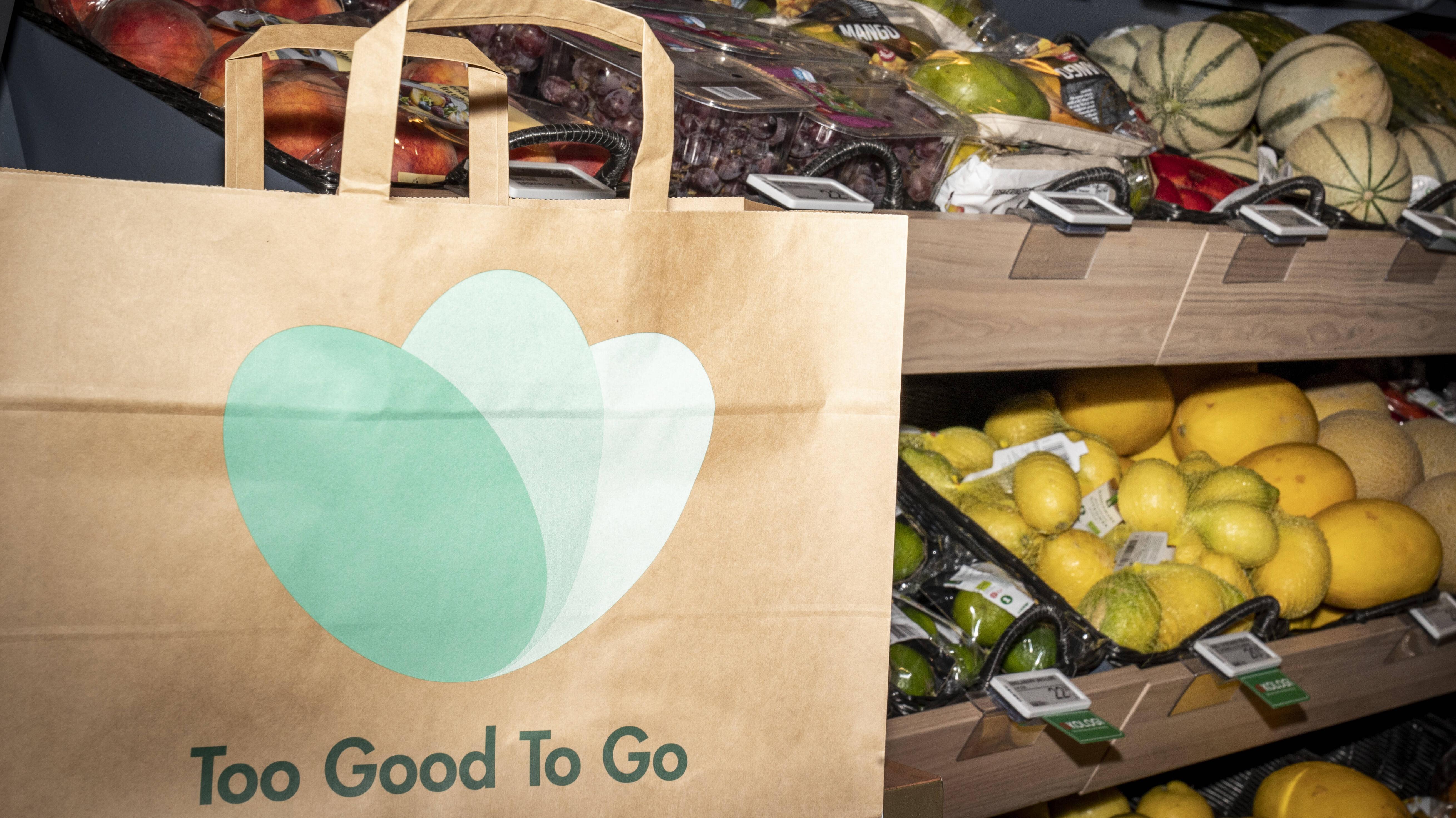 Das Angebot der App Too Good To Go ist in vielen deutschen Städten präsent