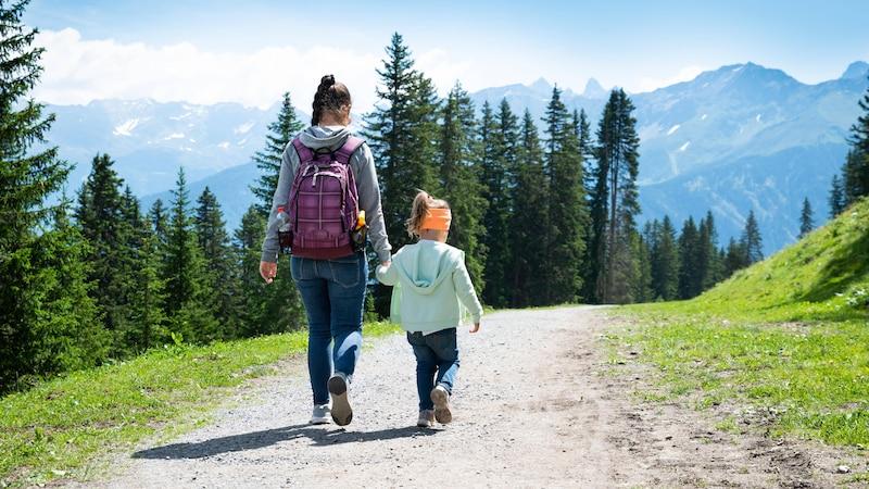 Wandern für Anfänger: 9 gute Tipps für Einsteiger