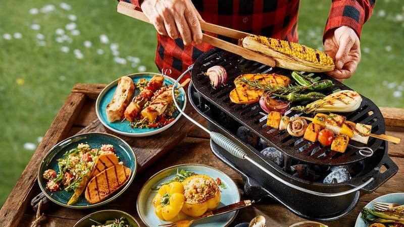 Gesunde Grillrezepte: Alternativen für Vegetarier