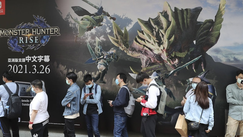 Monster Hunter Rise: Alle Waffen im Überblick