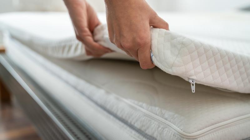 Schimmel auf der Matratze - das können Sie tun