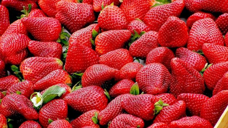 Gehören Erdbeeren zu Nüssen? Alle Infos im Überblick