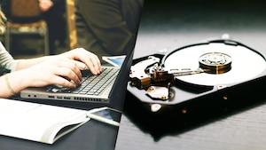 Mit einer Backupsoftware müssen Sie sich beim Arbeiten keine Sorgen um Ihre Daten machen.