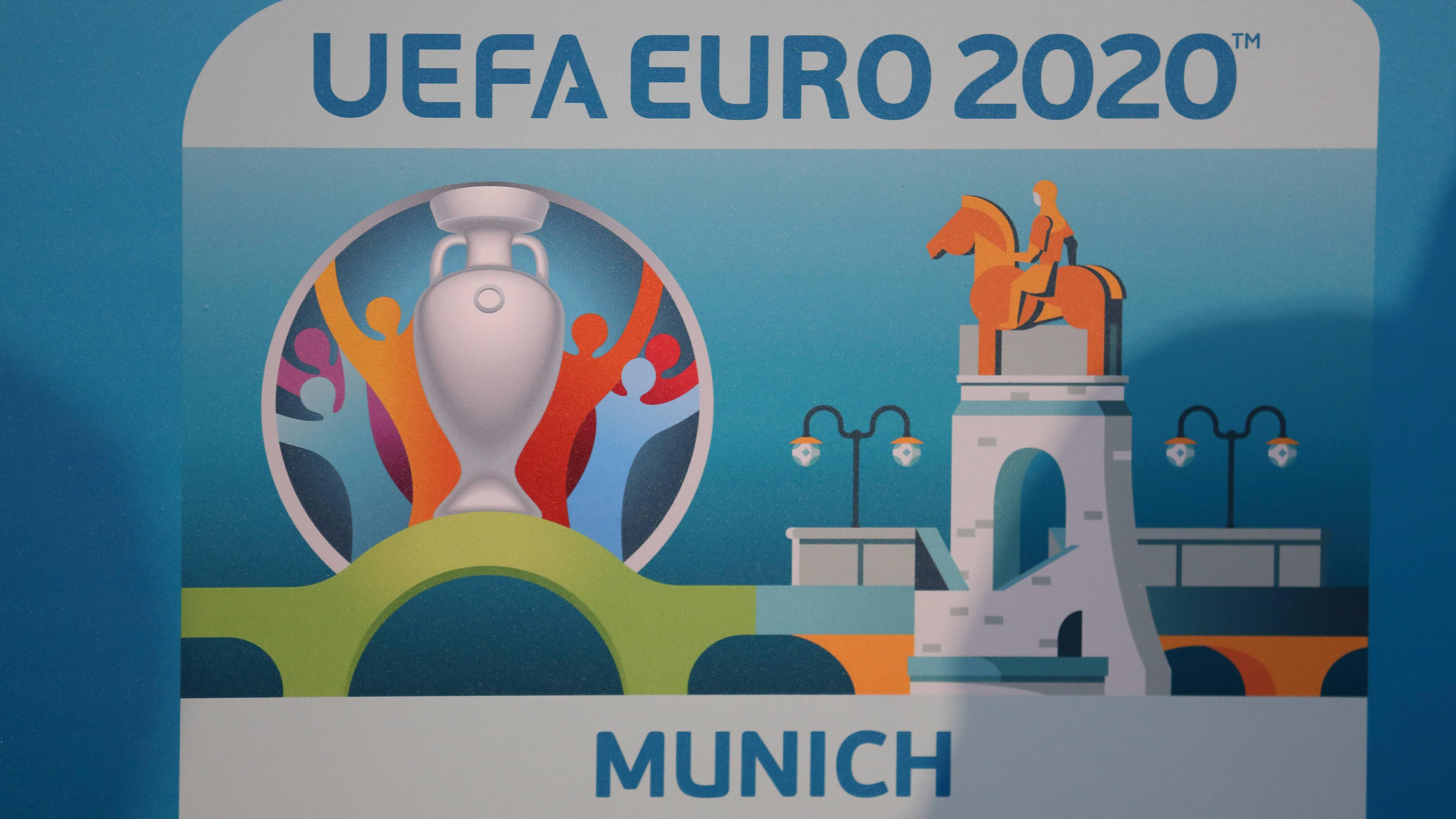 Die EM 2020, die 2021 stattfindet, hat zum Jubiläum mehrere Austragungsorte. München ist einer davon.