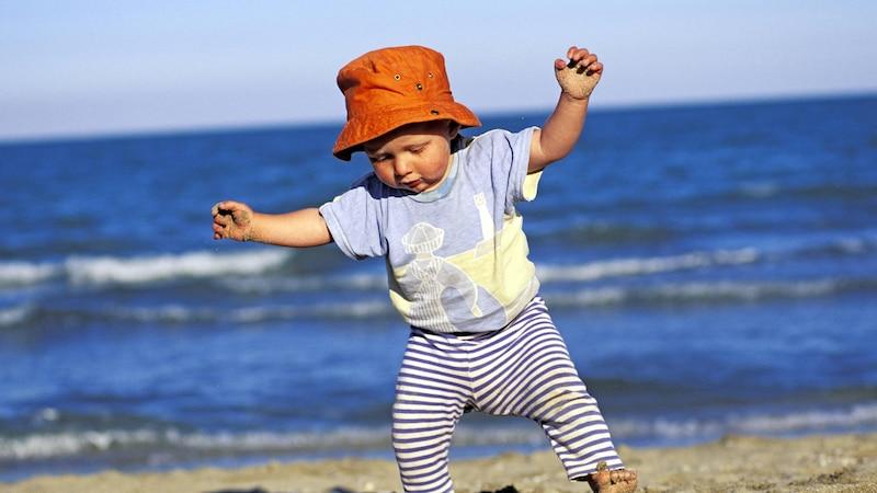 Kind läuft nicht: Ursachen und was Sie dagegen tun können