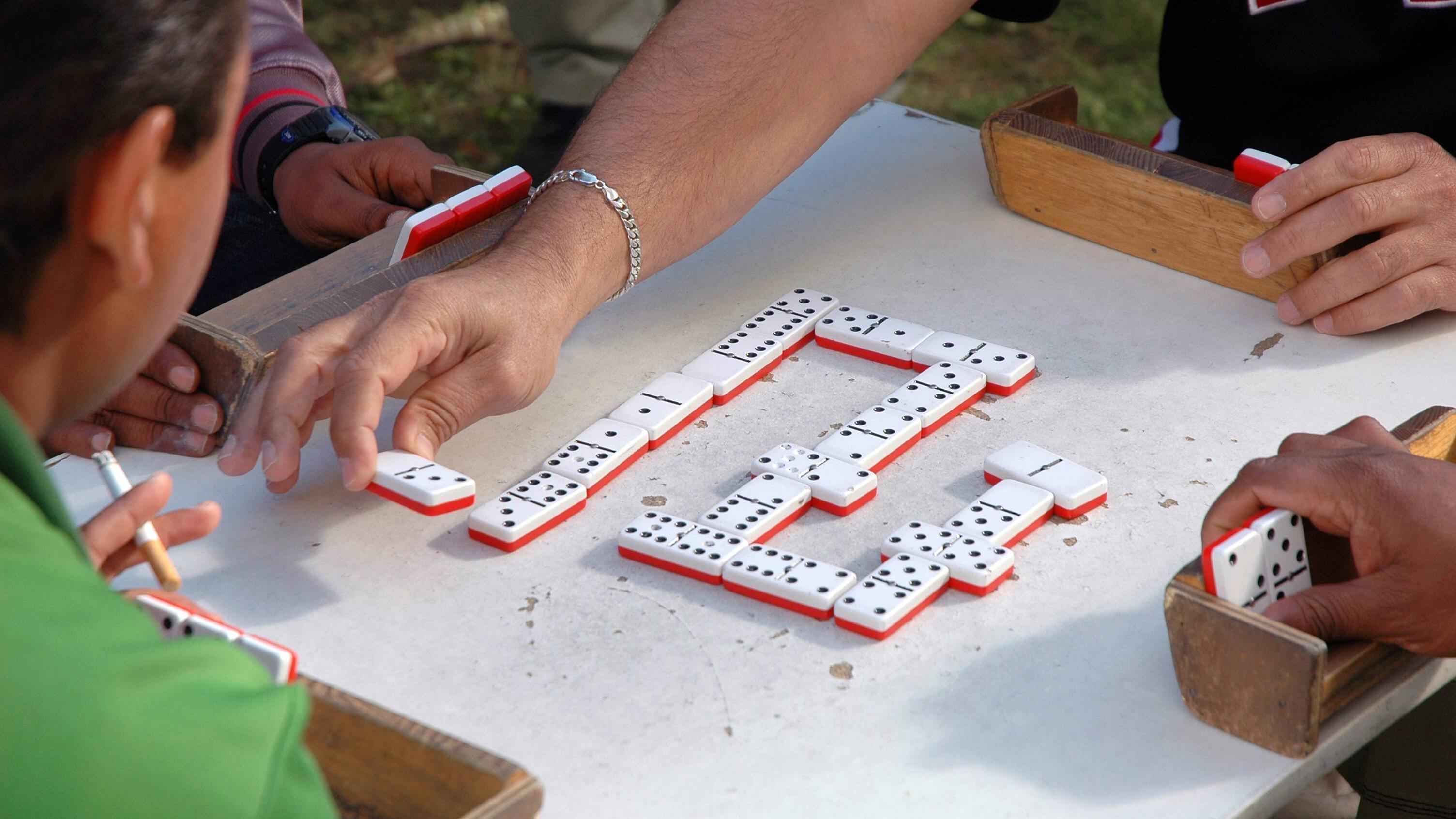 Domino - das sind die Regeln
