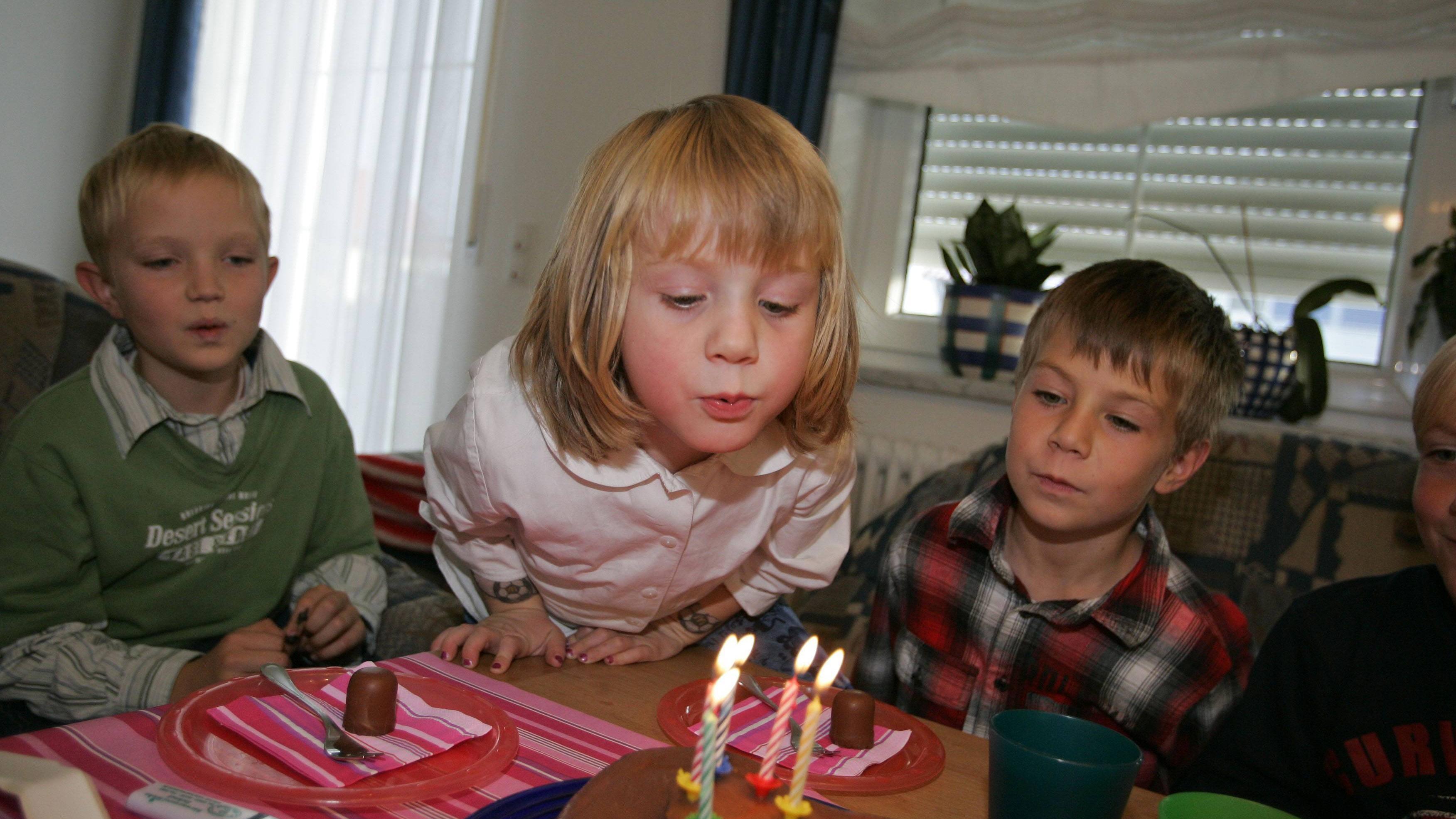 Kindergeburtstag feiern: Ideen für 8 jährige