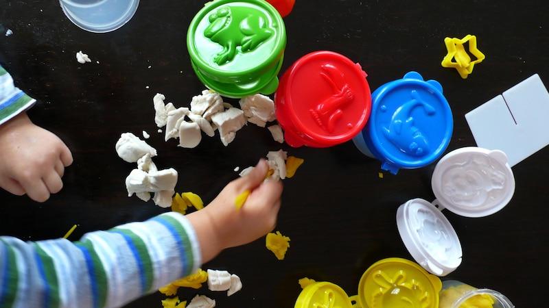Ist Play Doh Knete giftig? Einfach erklärt