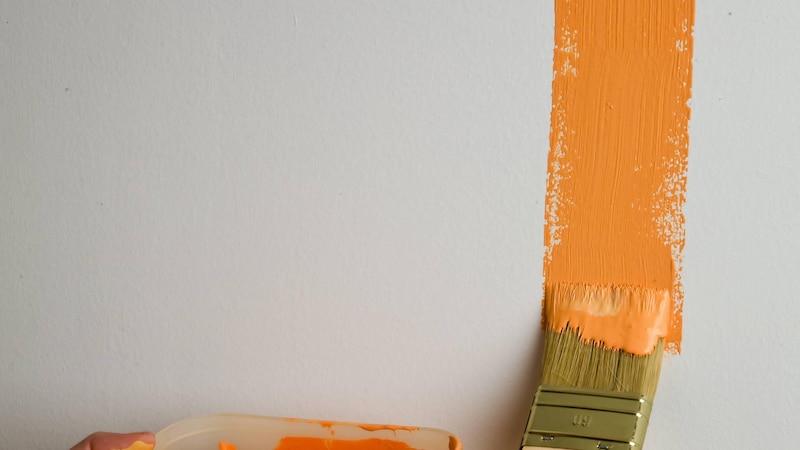 Latexfarbe zu überstreichen kann ein aufwendiges Unterfangen sein