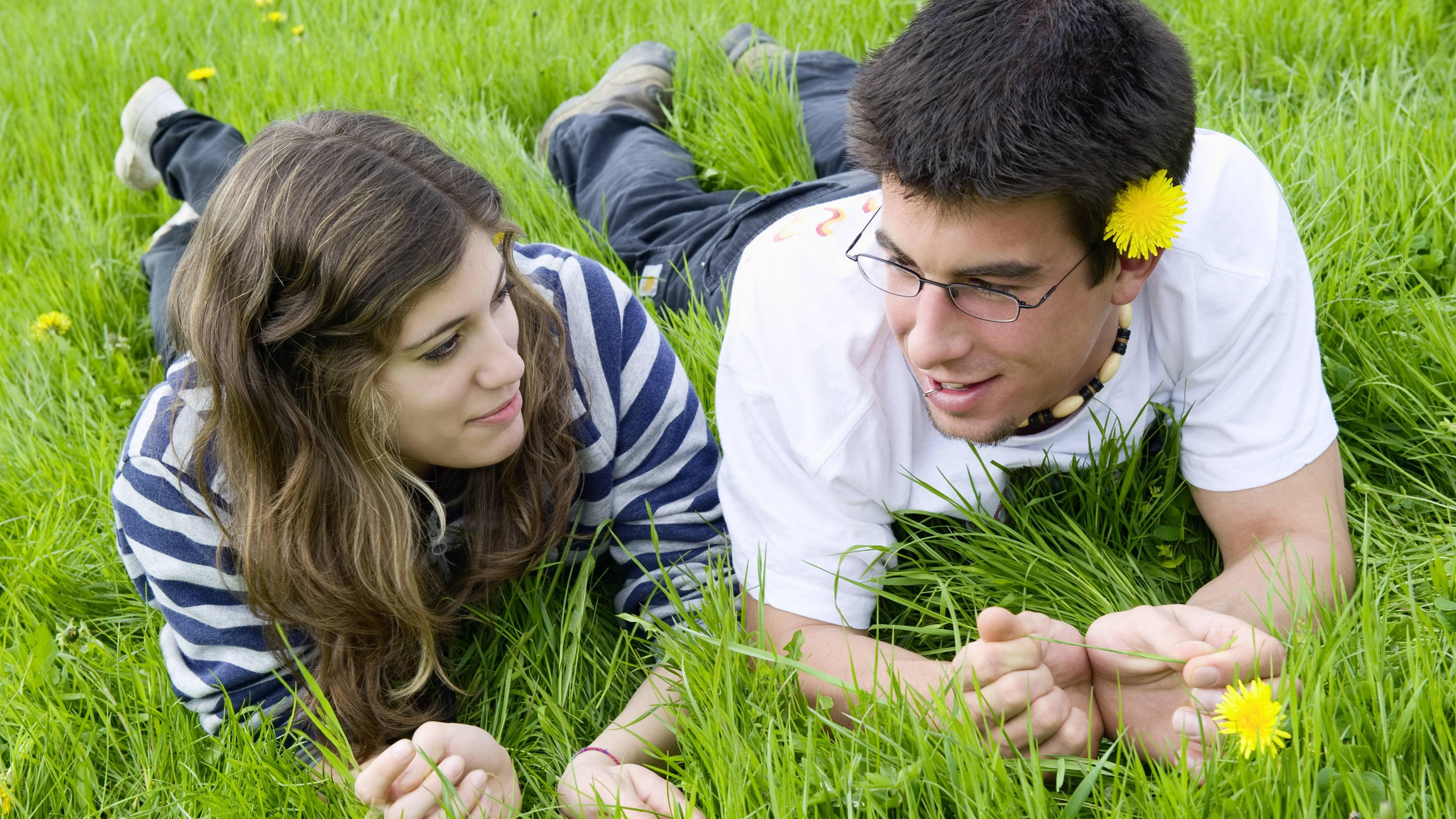 Die richtige Kommunikation ist ein Weg, um Zuneigung zu zeigen.