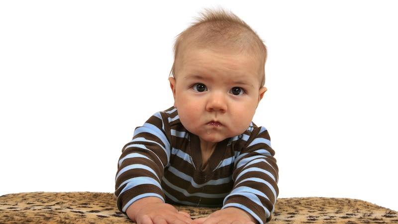Dass Ihr Baby viel sabbert, ist in der Regel normal.