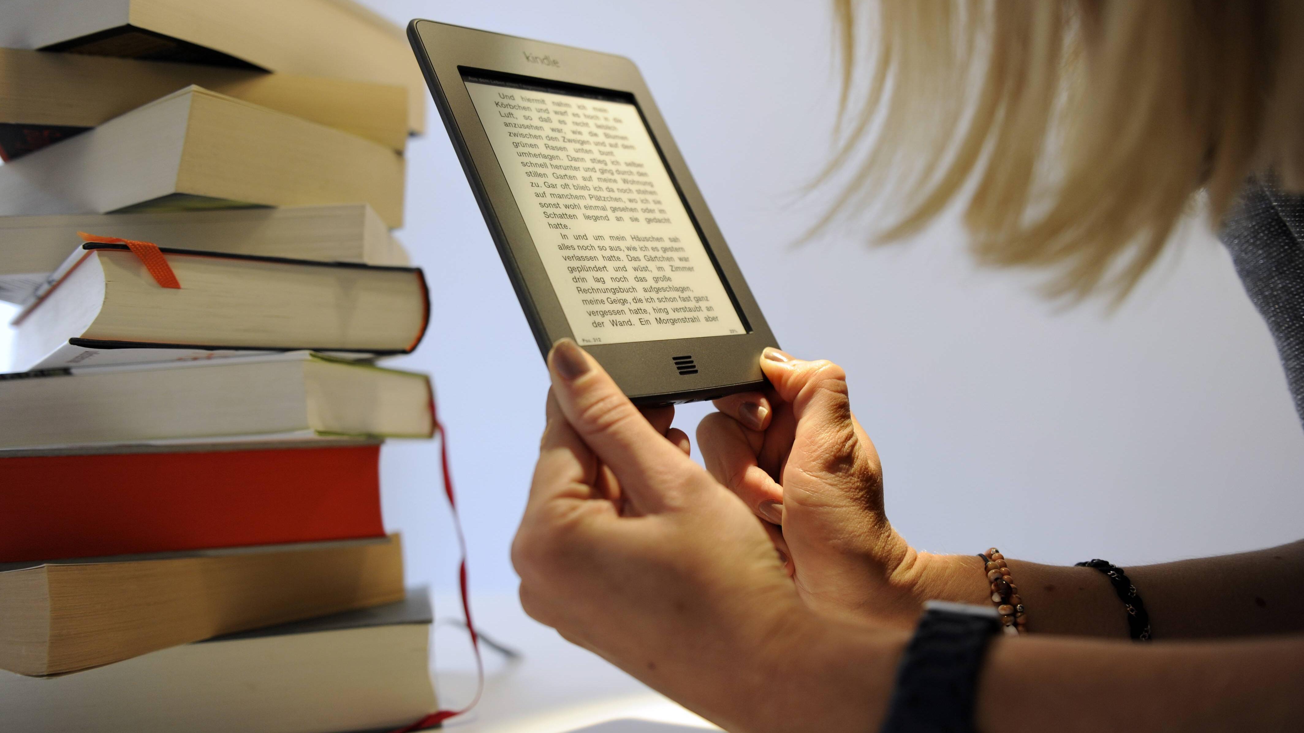 Kindle: Bücher vorlesen lassen - so geht's