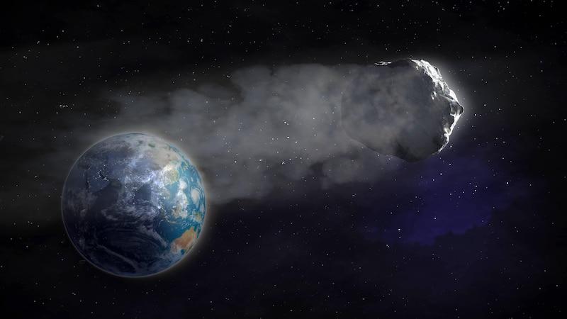 Nostradamus und seine Vorhersagen für 2021 berichten von einem Kometen