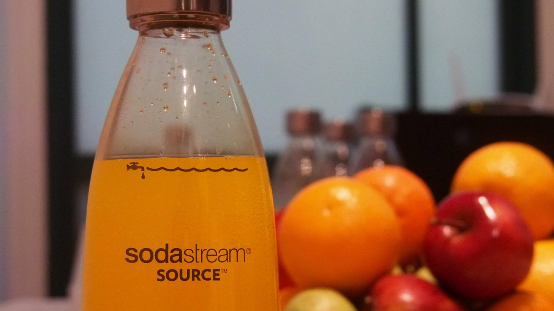SodaStream Crystal läuft über - daran liegt's