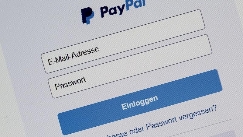 PayPal-Limit aufheben durch Verifizierung der Bankverbindung