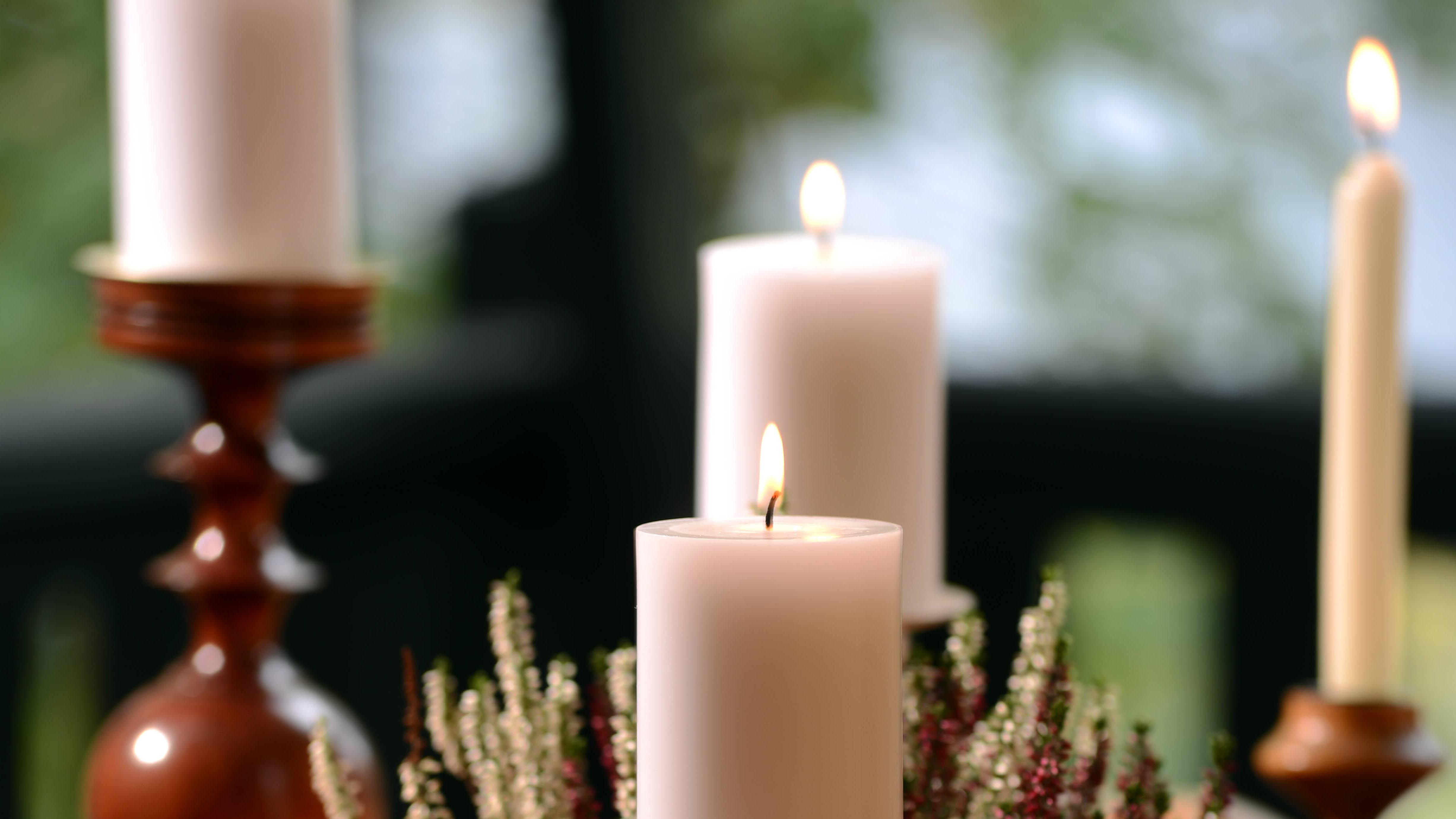 Kerzenreste einschmelzen: So machen Sie es richtig
