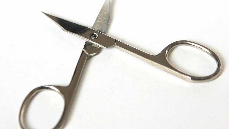 Nagelschere schärfen: So machen Sie es richtig