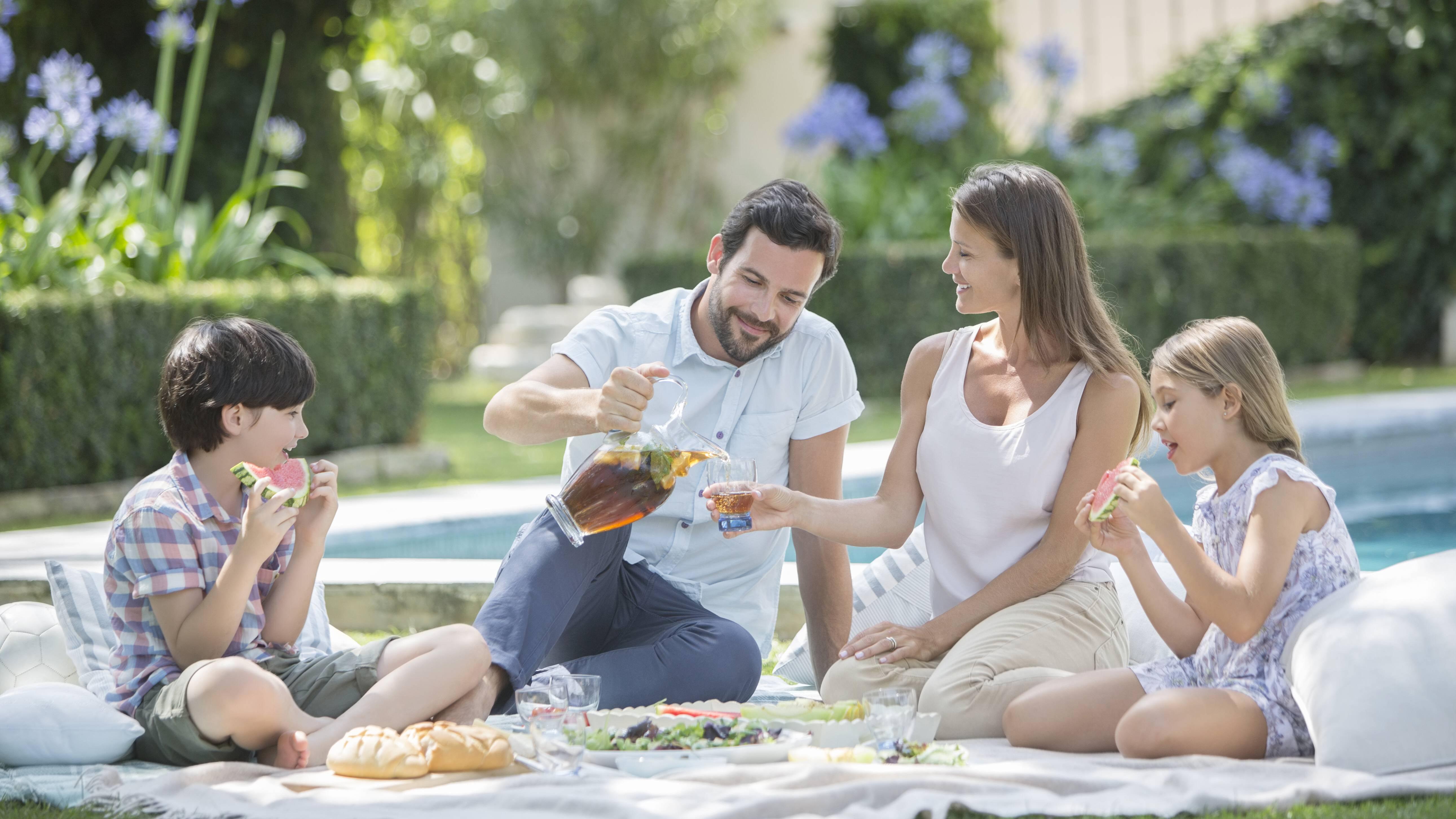 Nutzen Sie Ihren Tagesflug beispielsweise, um ein Picknick in der Natur zu genießen.