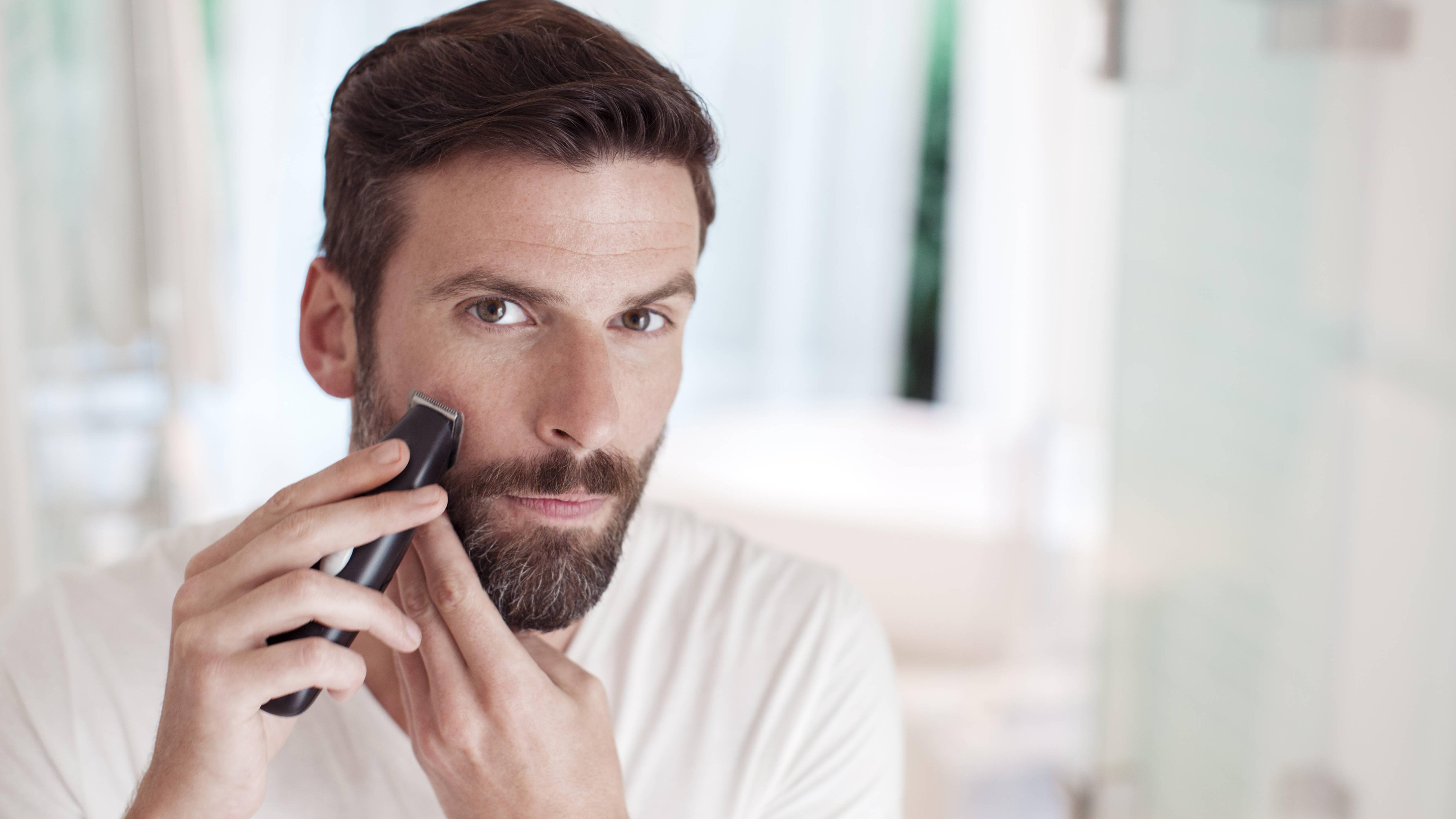 Lücken im Bart können ein Ärgernis sein.