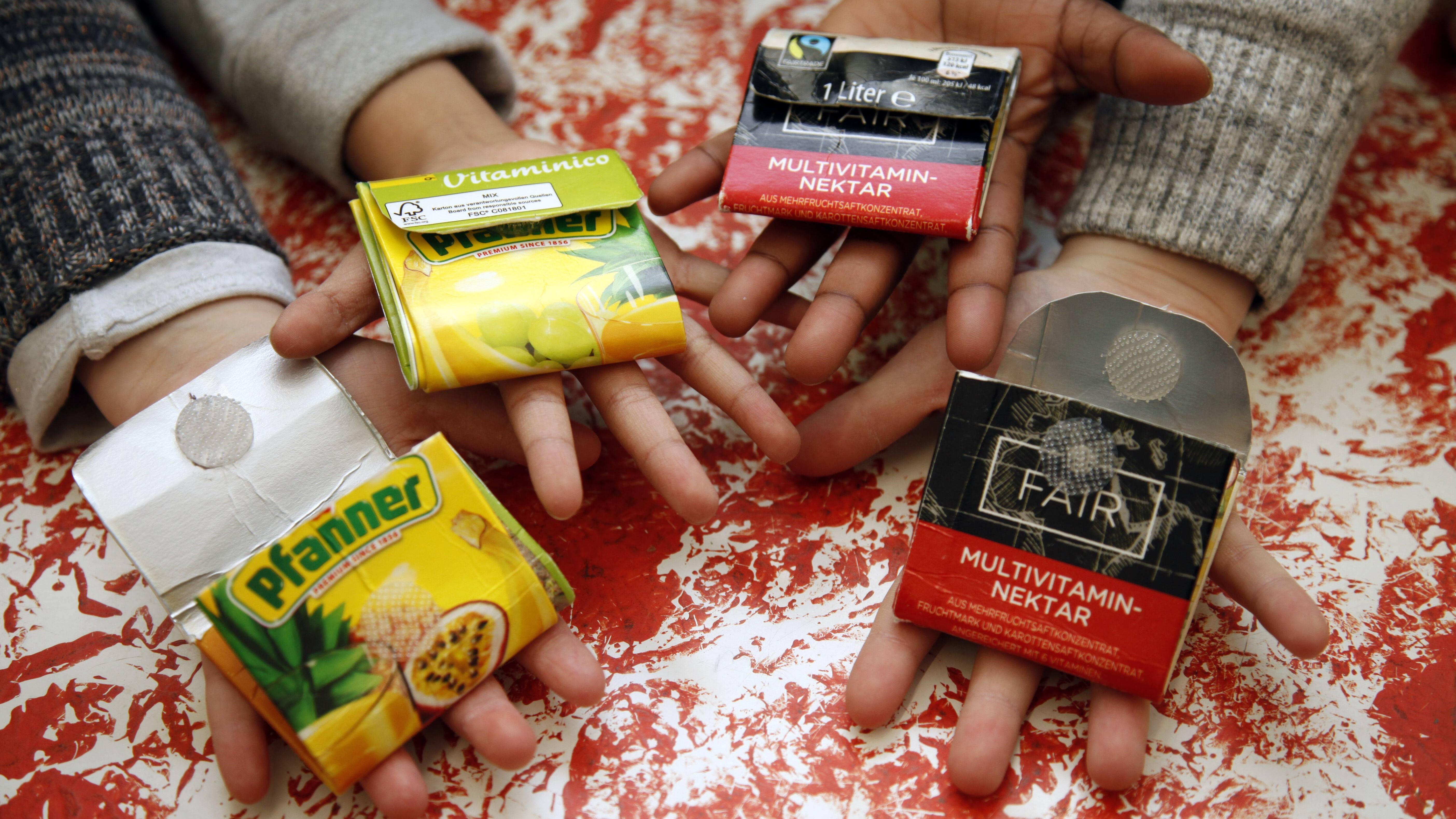 Eine Fairtrade Schule betreibt fairen Handel im Schulalltag.